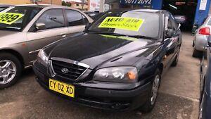 2004 Hyundai Elantra 2.0 HVT ! Serviced & Inspected ! Auto !  Granville Parramatta Area Preview