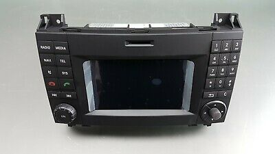 Orig. Mercedes 906 Sprinter VW Crafter Radio Navi Bedienteil RY2360 A9069014101