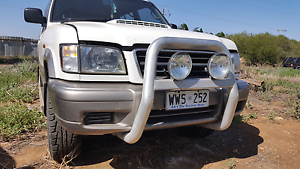 2000 holden turbo deisel jackaroo Angle Vale Playford Area Preview