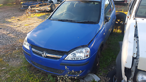 Holden barina xc sell or wreck motor needs work Andrews Farm Playford Area Preview