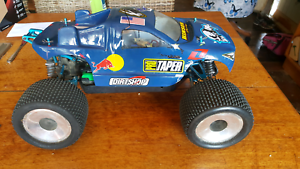 Rc remote 4wd 1/8 scale truck buggy brushless Ipswich Ipswich City Preview