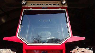 Ihfarmall Massey John Deere A-c 2  Year-a-round Cab Decals. Cab Air Vinyl