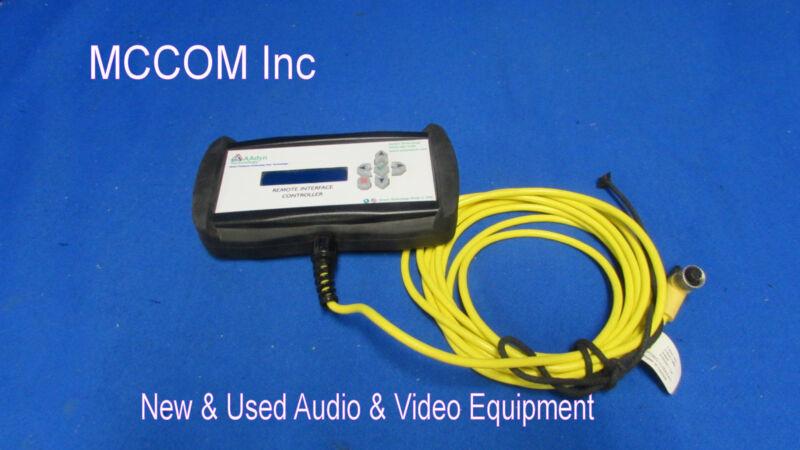 AAdynTech Jab LED User UIM Remote  Interface Controller for JAB Light  Demo
