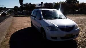 2003 Mazda MPV Wagon Argenton Lake Macquarie Area Preview