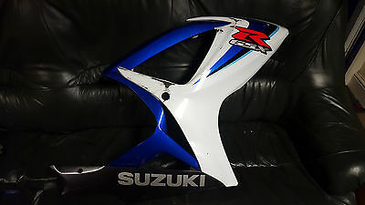 2007 SUZUKI GSXR 600 K6 K7 2006 2007 Right Fairing Panel 750