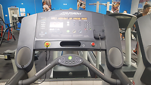 Life fitness Club series Treadmill Inala Brisbane South West Preview