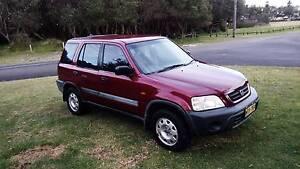 2000 Honda CRV Sedan Blacksmiths Lake Macquarie Area Preview