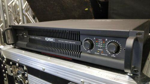 QSC PL380 Powerlight 3 Series 8000 Watt Amplifier
