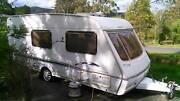 UK caravan 4 berth ensuite Swift Charisma 2002 Cobargo Bega Valley Preview
