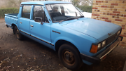 Datsun 720 Toowoomba Toowoomba City Preview