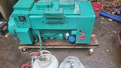 Onan 15 Kw Generator Natural Gas Or Propane Low Hour Unit