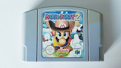 Mario Party 2 Nintendo 64 N64 PAL FR Cartouche Seule