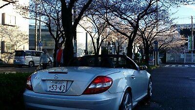 2005 Mercedes Benz SLK 350 RHD  mit nur 44800 KM - mit AMG Optik Rechtslenker -