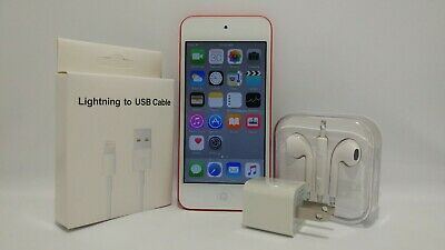 Apple iPod touch 5th Generation Red (16, 32, 64 GB)