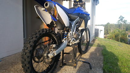 2010 YZ450