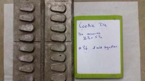 """Triumph Magna Cookie Depositor Die """"36"""""""