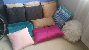 Assorted cushions $5 each kas Little Bay Eastern Suburbs Preview