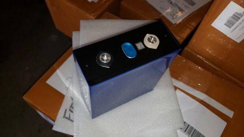 NEW BOX 4 PCS 280AH 12v 3.6 KW LIFEPO4 Lithium Battery Cells SHIPS FORM USA