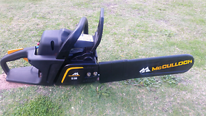 "Mccullock chainsaw 16"" bar Thornlie Gosnells Area Preview"