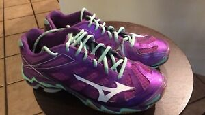 Women's mizuno wave lightning RX3volleyball shoes
