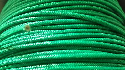 16 Awg Green 200c High-temperature Appliance Wire Srml 25 Ft
