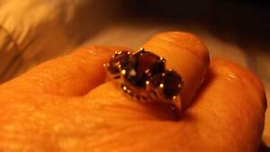 Stunning 9ct yellow gold with 3.1CT Smokey Topaz Koo Wee Rup Cardinia Area Preview