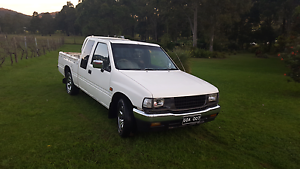 1993 Holden Rodeo Clarence Town Dungog Area Preview