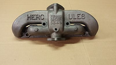 Leader Tractor Or Silver King Tractor Manifold