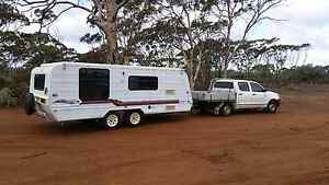 Jayco discovery 18 foot pop top Samson Fremantle Area Preview