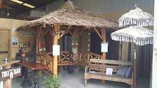Tiki Style Bamboo Frame Kit Hut 3m x 3m Shade area! Mandurah Mandurah Area Preview