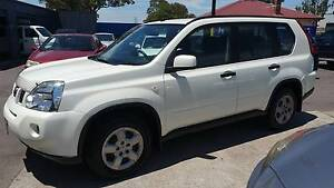 2008 Nissan X-trail ST (4x4) T31 2.5L 4 Cylinder - Automatic Waratah Newcastle Area Preview
