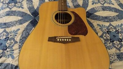 Ibanez Performance Acoustic / Electric Guitar w/ Fishman Electronics