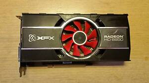 Xfx Amd Radeon Hd 6850 Graphics Cards Muswellbrook Muswellbrook Area Preview