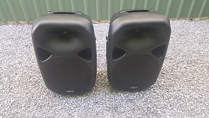"Active 600w 15"" pa speakers Adelaide CBD Adelaide City Preview"