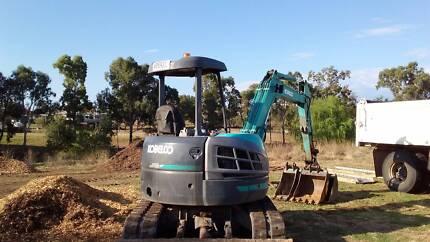 4.5 ton excavator