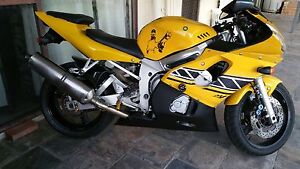 Yamaha R6- Mint bike, low kms, all the mods Calamvale Brisbane South West Preview