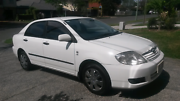 Toyota corolla *** Sold subject to payment*** Wavell Heights Brisbane North East Preview