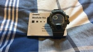Rangeman Gshock Casio Watch