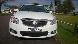 2014 Holden Cruze Sedan Belmont North Lake Macquarie Area Preview