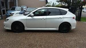 2008 Subaru Impreza WRX Premium (AWD) 2.5L 4 Cylinder - Manual Waratah Newcastle Area Preview