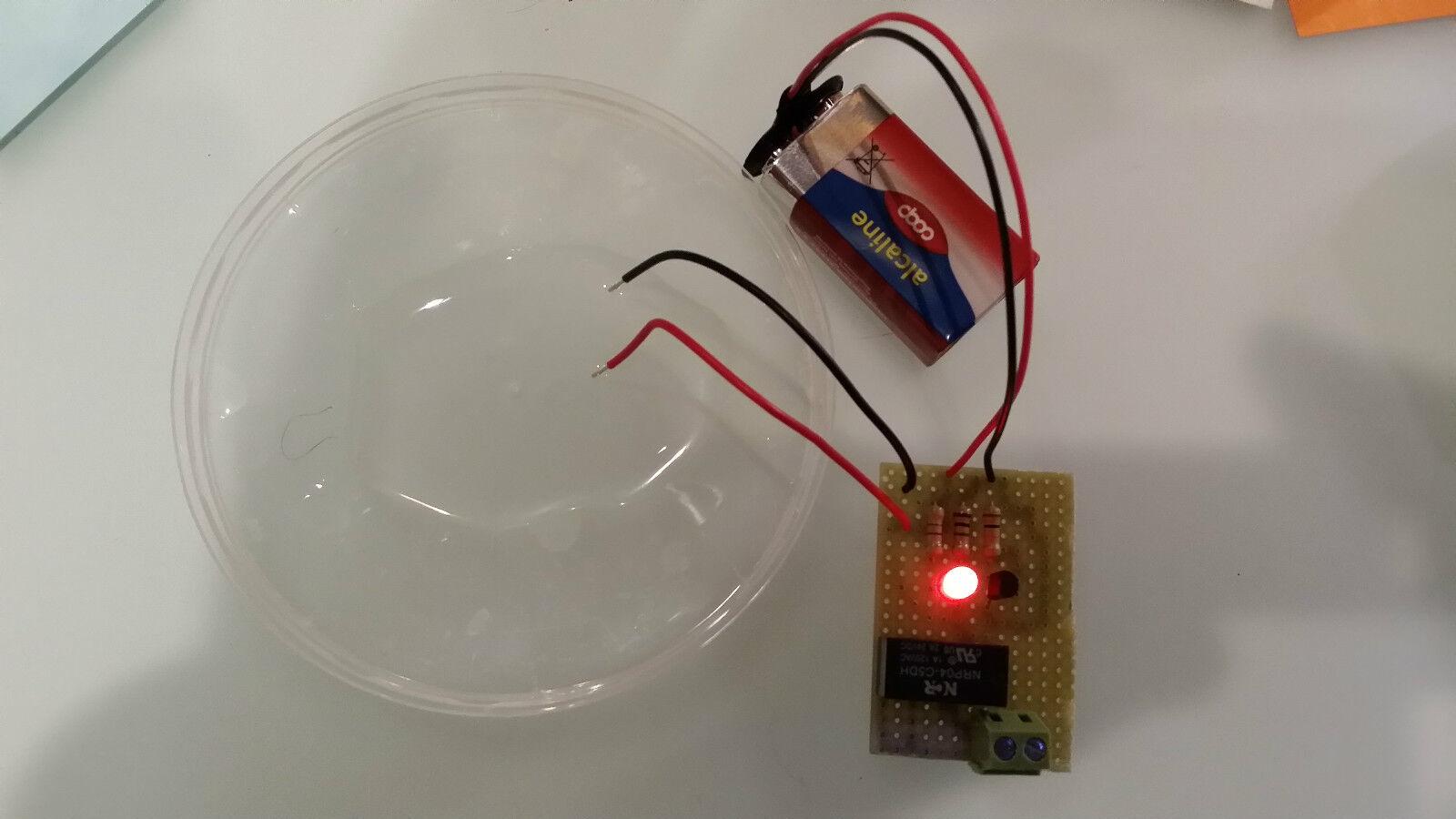 Rilevatore/Sensore/Allarme  Antiallagamento/Livello Acqua
