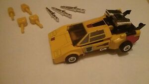 G1 Transformers Sunstreaker Mail-Away