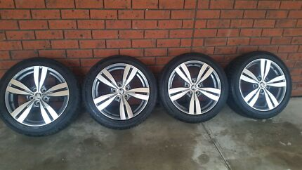 VF ss Wheels good condition!  Hewett Barossa Area Preview