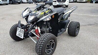 Quadzilla Aeon Cobra 400 Supermoto