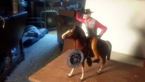 """HARTLAND """"Seth Adams"""" WAGON TRAIN Western Model Figure"""