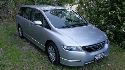 Honda Odyssey,  7 seater, March 1016 rego, full service history  Highland Park Gold Coast City Preview
