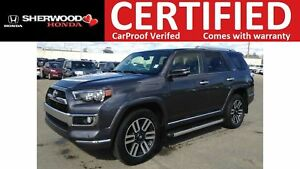 2014 Toyota 4Runner SR5 LIMITED V6 4X4|FULLY LOADED| REMOTE STAR