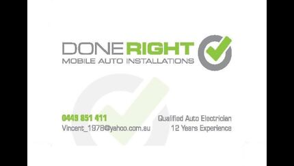 Mobile Auto Electrician - Fully Qualified - Brisbane All Areas