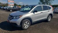 2012 Honda CRV LX Barrie Ontario Preview