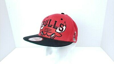 NBA NEW ERA Chicago Bulls 9Fifty Snapback Baseball Cap Hat Windy City